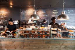 Maximizing the Outdoor Space for Cafes and Restaurants